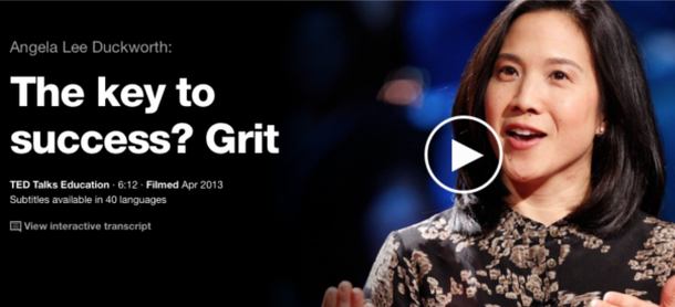 The Key To Successful Business Online? – Grit