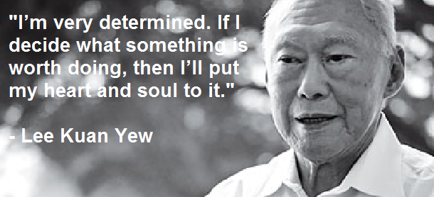 Remembering Lee Kuan Yew 1923-2015