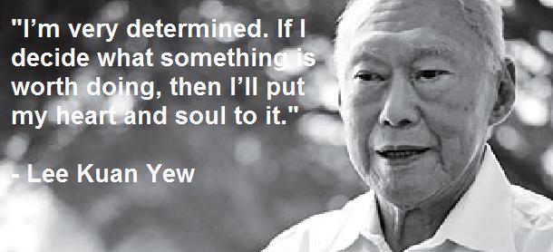 Remembering Lee Kuan Yew 1923-2015