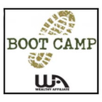 Wealthy Affiliate Bootcamp Review - Boot Camp