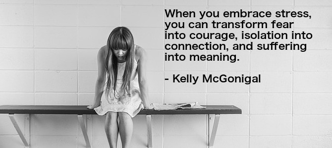 How to make stress your friend? – Kelly McGonigal