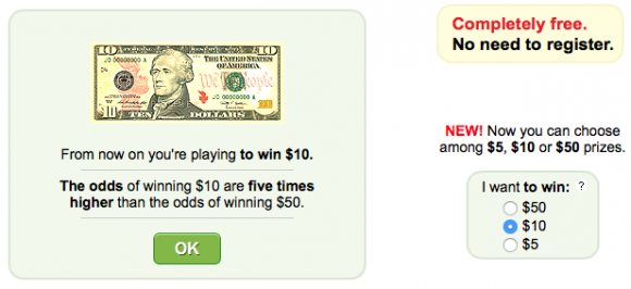 MoneyCroc Win USD10