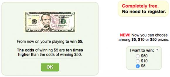 MoneyCroc Win USD5