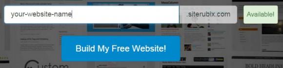 SiteRubix Domain Available