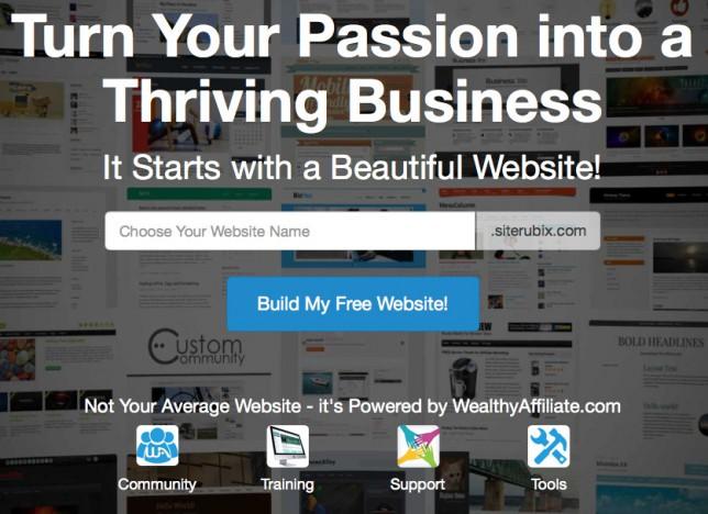 How to start an Affiliate Marketing Business Website
