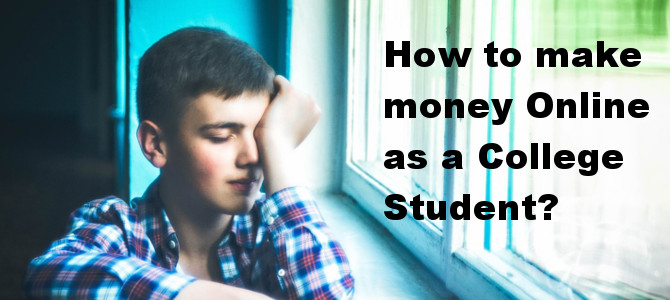 How to make money Online as a College Student? – Wealthy Affiliate!
