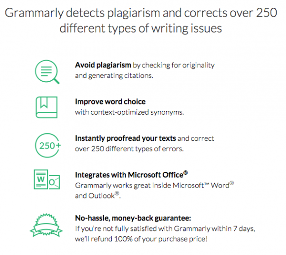 What is Grammarly? - Free grammar checker tool online! - Premium Benefits