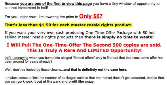Internet Marketing Success Formula Master Resell Rights 2