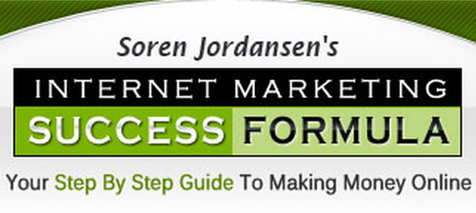 Internet Marketing Success Formula Review – Damn!