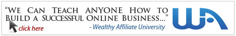 Free work from home business opportunities - Wealthy Affiliate University