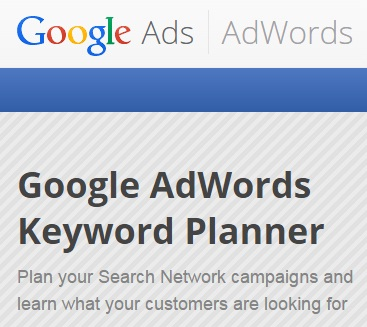 What is Keyword Research and Analysis - Google Keyword Planner