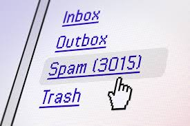 Ways to avoid scam Online - spam mails