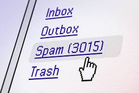 Ways to avoid scam Online - spam mails