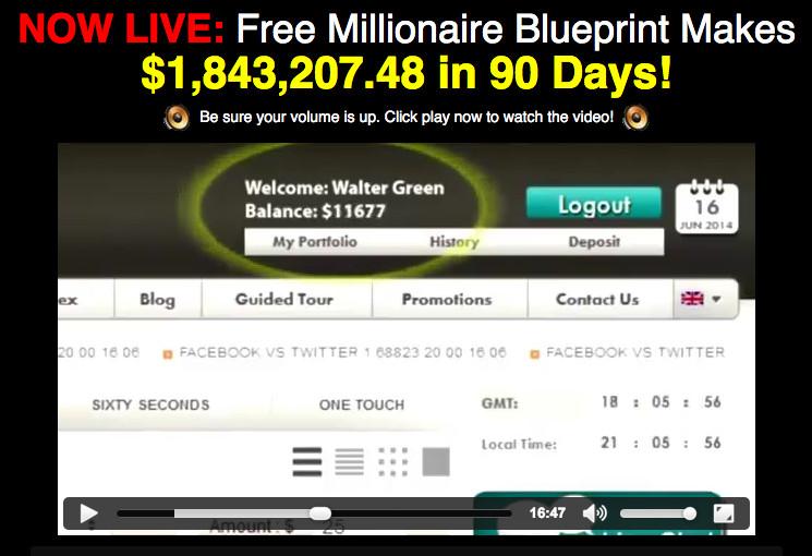 Millionaire blueprint review legitimate or scam millionaire blueprint review video malvernweather Image collections