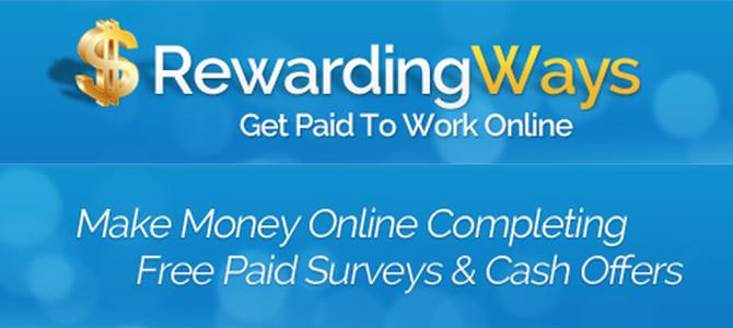 RewardingWays Review – Legitimate or Scam?