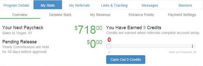 Wealthy Affiliate Income Proof - Robert