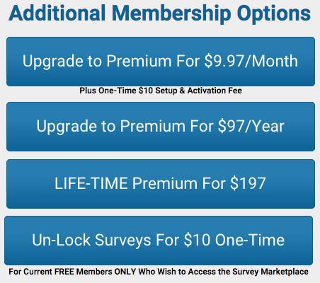 Get Paid Social Review - Premium Fees