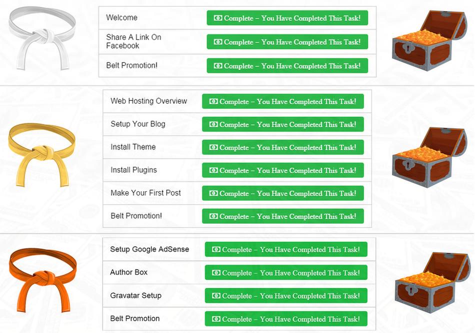 Shoemoney Network Review - tasks