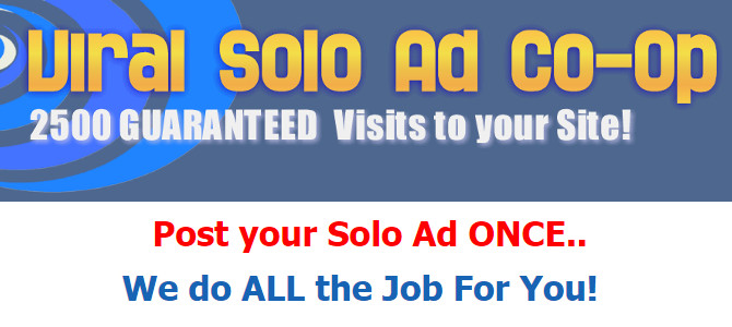Viral Solo Ad Co-Op Review – Legitimate or Scam?!?