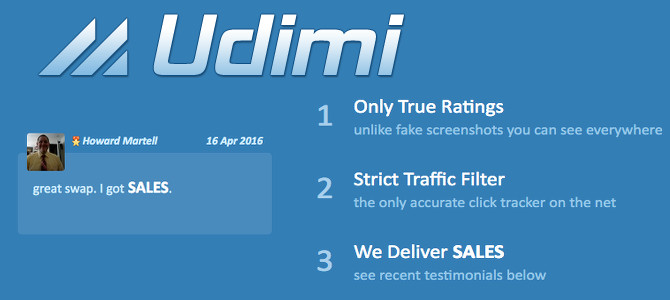 Udimi Review –  Legitimate or Scam!?!