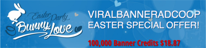 Viral Banner Ad Co-Op Review - seasonal promo