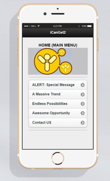 Icanget2 review - The Silent Salesman App