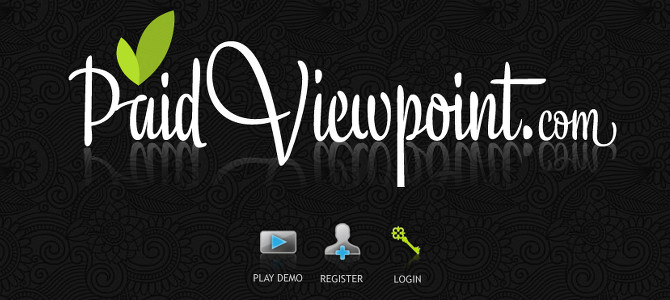 PaidViewpoint Review – Will you get your Cash out?