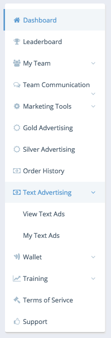Click Intensity Review - Text Ads