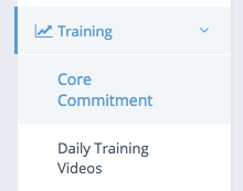 Click Intensity Review - Training