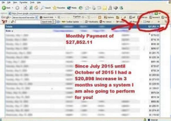 Earn Cash Yearly Review - Income Proof 2015
