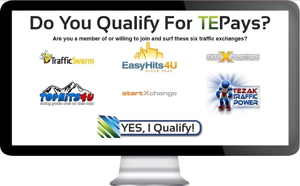 TePays Review - Traffic Exchanges