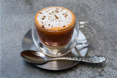 How to earn money with Internet - coffee