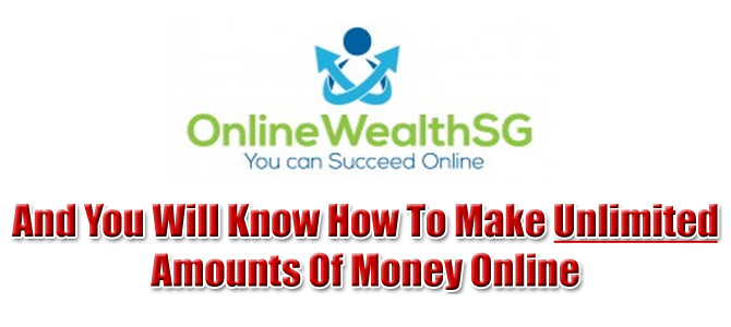 OnlineWealthSG Review – Scam or Legitimate?!?