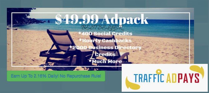 Traffic Ad Pays Review – Will you get your Traffic?!?