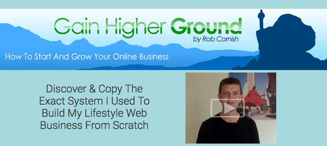 Gain Higher Ground Review – Legitimate or Scam?!?