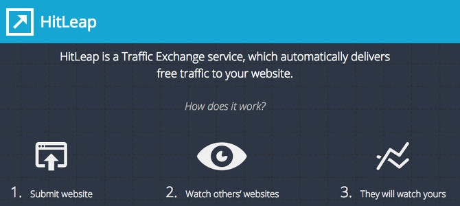 HitLeap Review – Legitimate Traffic or Scam?!?