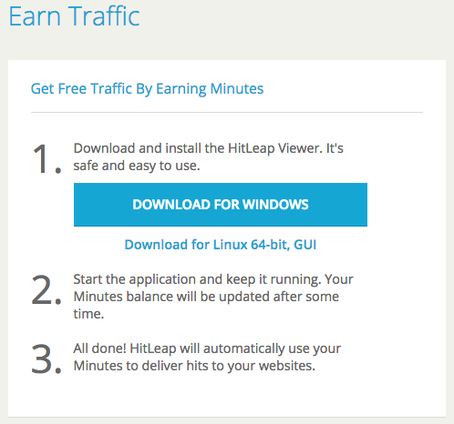 HitLeap review - HitLeap Viewer download