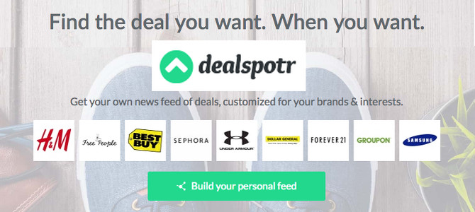 Dealspotr Review – Legitimate or Scam?!? Can You Make Money?