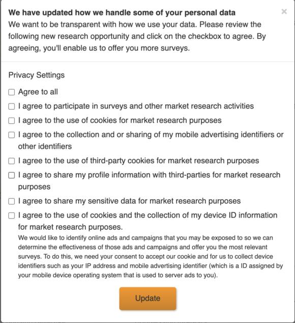 Triaba Review - Privacy